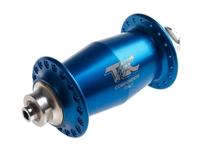 Tec Components front hub - Blue