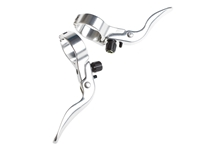 Picture of BLB Blevers Crosstop OS Levers (Set) - Silver