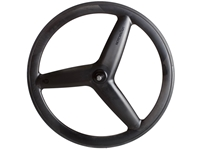 Picture of BLB Notorious Z3 Full Carbon Front Wheel - Black