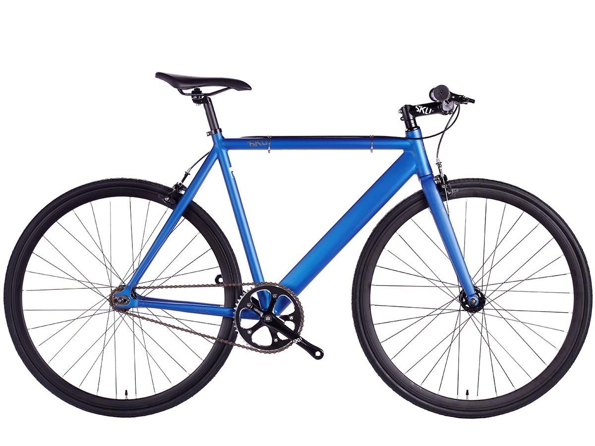Brick Lane Bikes The Official Website 6ku Complete Track Bike Black