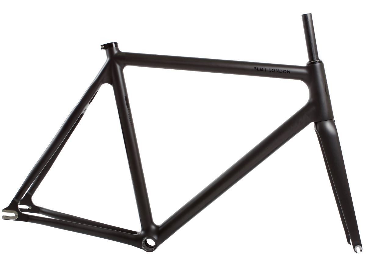 Carbon Bike Frame >> Blb Aeon Frameset Black Carbon