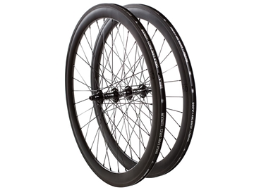 Picture of BLB Notorious 50 Wheelset - Black MSW