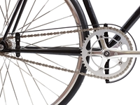 Picture of BLB Slimline Alloy Chain Guard - Polished Silver