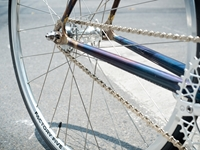 Picture of Factory 5 Pista Wheelset - Silver