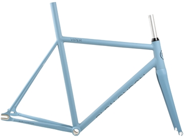Picture of BLB Viper Frameset - Cadet Blue