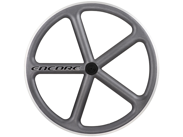 Picture of Encore Wheel - Charcoal NMSW - Carbon Weave