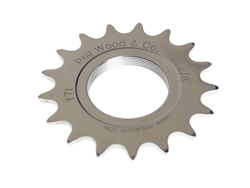 Picture of Phil Wood Track Sprocket - Silver