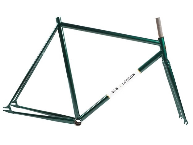 Picture of BLB London Lo-Pro Frameset - Racing Green