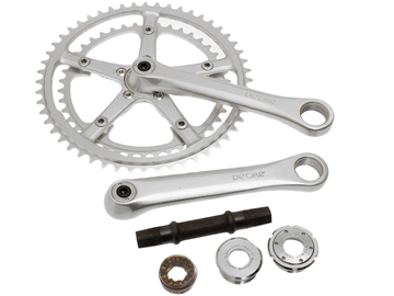 Picture of Deore XT Deerhead cranks