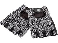 BLB Cycling Gloves - White/Black