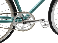 Picture of BLB City Classic Fixie & Single Speed Bike - Derby Green