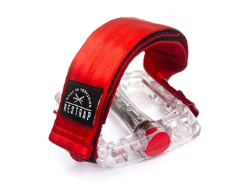Restrap Diagonal Straps - Red