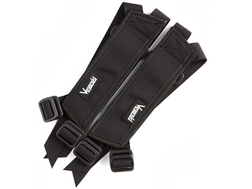 Picture of Veganski V3 (Plastic) Pedal Straps - Black