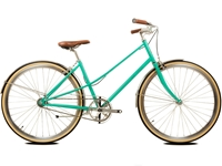Picture of BLB Cleo Single Speed Ladies Bike - Emerald