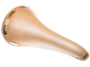 Picture of Selle Italia Fausto Coppi Ltd Edition Saddle - Tan
