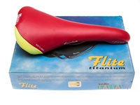 Picture of Selle Italia Flite Saddle - Red