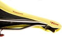 Picture of Selle Italia Flite x Tech4Fun Saddle - Yellow