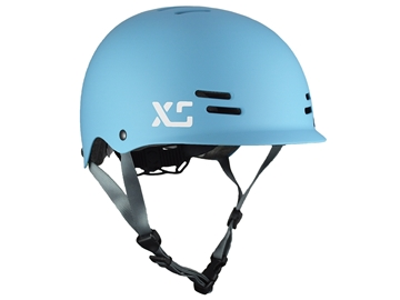 Picture of XS Unified Skyline Helmet - Matt Steel Blue