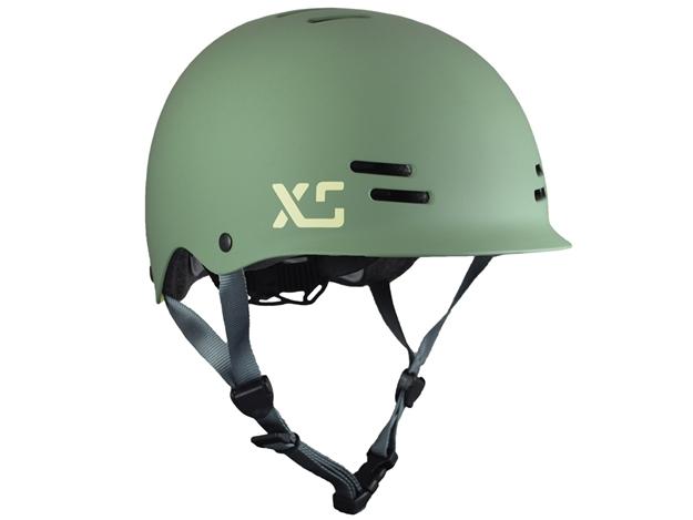 Picture of XS Unified Skyline Helmet - Matt Moss Green