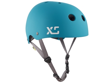 Picture of XS Unified Classic Skate Helmet - Matt Turquoise