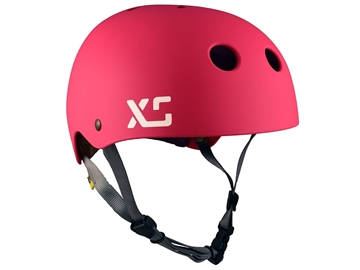 Picture of XS Unified Classic Skate Helmet - Matt Neon