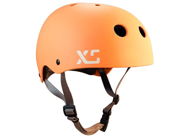 Picture of XS Unified Classic Skate Helmet - Matt Apricot