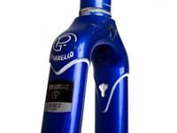 Pinarello Vires Vera Road Fork - Blue