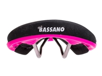 Picture of Selle Italia Bassano Vuelta World Champion Saddle - Black