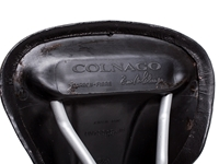 Picture of Selle Bassano Colnago Master C93 Saddle - Black