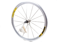 Picture of Gipiemme Tecno416 Wheel Set - Silver