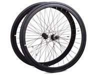 6KU Wheelset Black