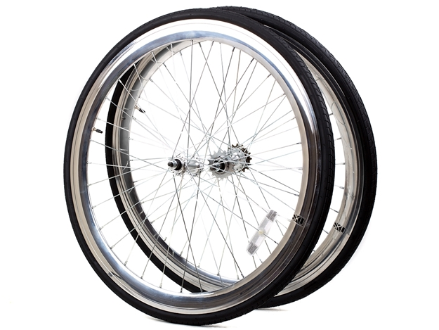 Picture of 6KU Wheelset - Silver