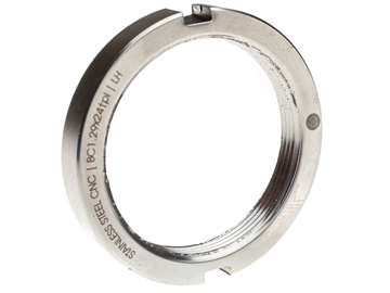 Picture of BLB Super Pista Lockring - Silver