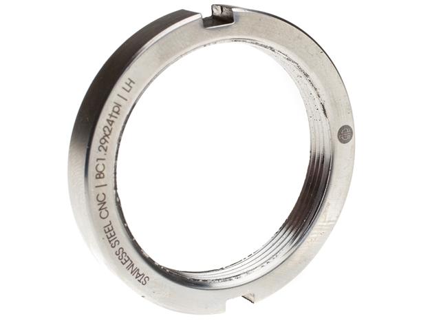 Picture of BLB Super Pista Lockring - Silver