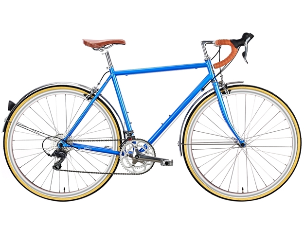 Picture of 6KU Troy 16spd City Bike - Windsor Blue