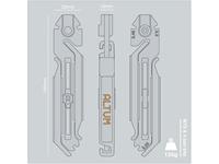 Altum Modual Tool System Specs