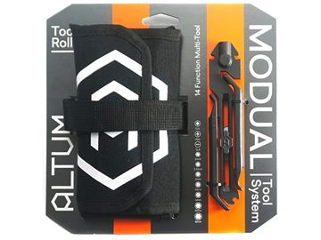 Altum Modual Tool System & Saddle Bag