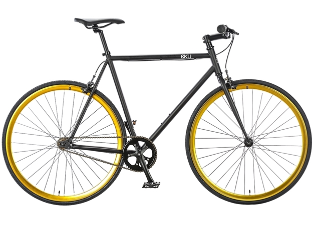 Picture of 6KU Fixie & Single Speed Bike - Nebula 2
