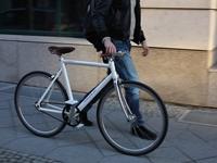 Picture of Moto Classic Colour Pedals - White