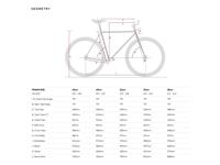 6KU Fixie & Single Speed Bike Sizing
