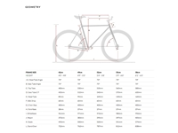 6KU Fixie & Single Speed Bike Sizing