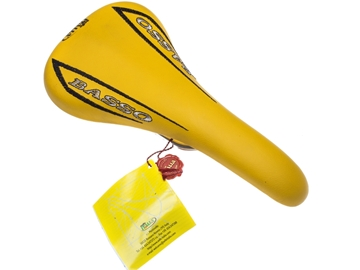 Picture of Selle Italia Basso Saddle - Yellow