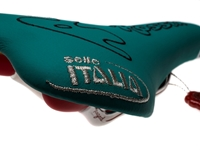 Picture of Selle Italia Century 100 x Rossin Saddle - Green