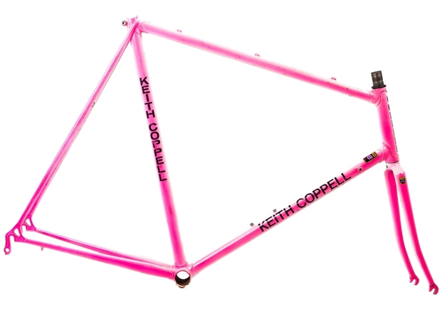 Picture of Keith Koppel Dave Smith Lopro Frameset - 60cm