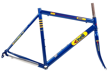 Picture of Cinelli Aliante Pro-Team Frameset - 55.5cm
