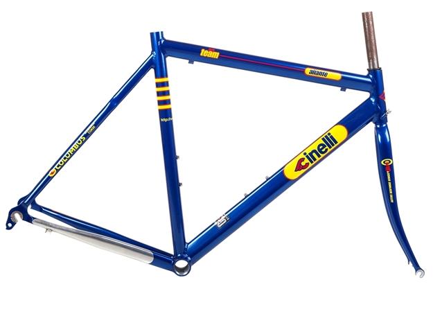 Picture of Cinelli Aliante Pro-Team Frameset - 55.5cm