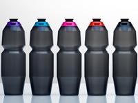 Picture of Abloc Arrive Water Bottle - Lazer Blue (Large)