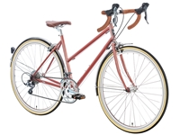 Picture of 6KU Helen 16spd City Bike - Rose Gold