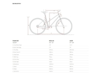 Picture of 6KU Odessa 8spd City Bike - Madison Gold