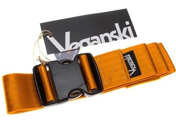 Picture of Veganski Belt with plastic buckle - Orange